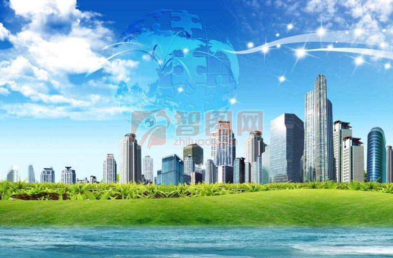 城市 城市文明模版 城市模版