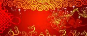 节假日喜庆背景 红色背景