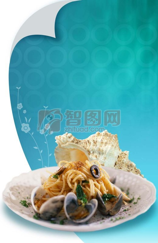 【psd】美食海报_图片编号:201103070554243277_智_.