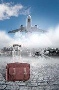 廣告 旅行 飛機