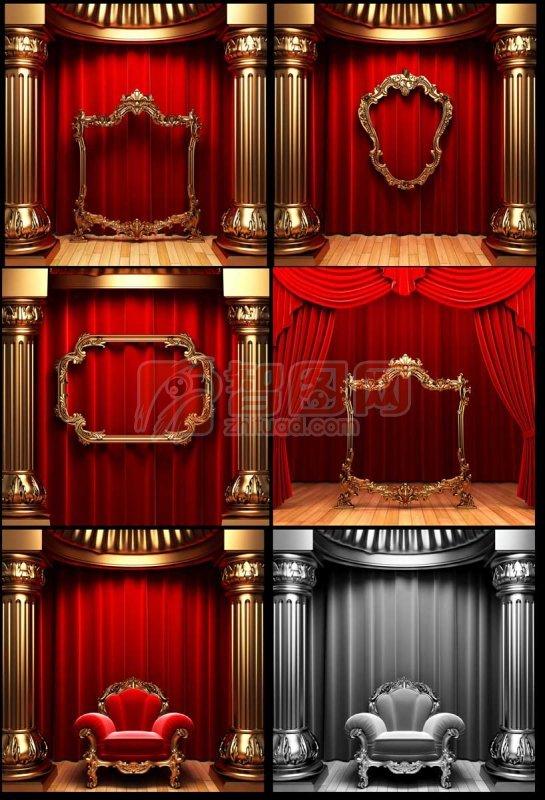 舞台 背景