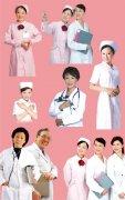 护士医生人物