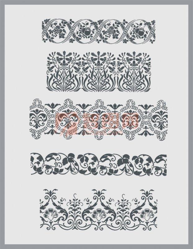 古典花纹传统
