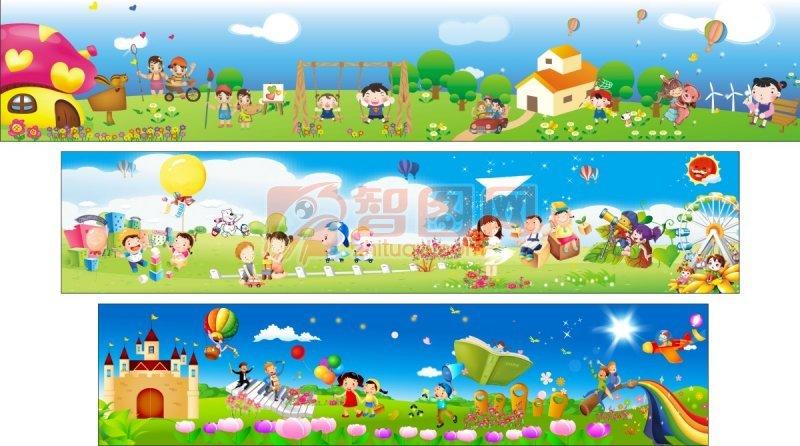 【cdr】幼儿园