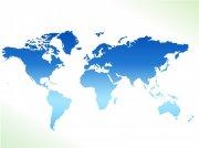 世界地图海报设计