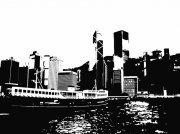 海滨建筑城市