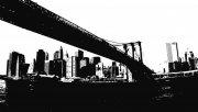 城市建筑桥梁