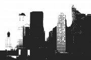 城市现代建筑