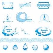 水艺术LOGO图形