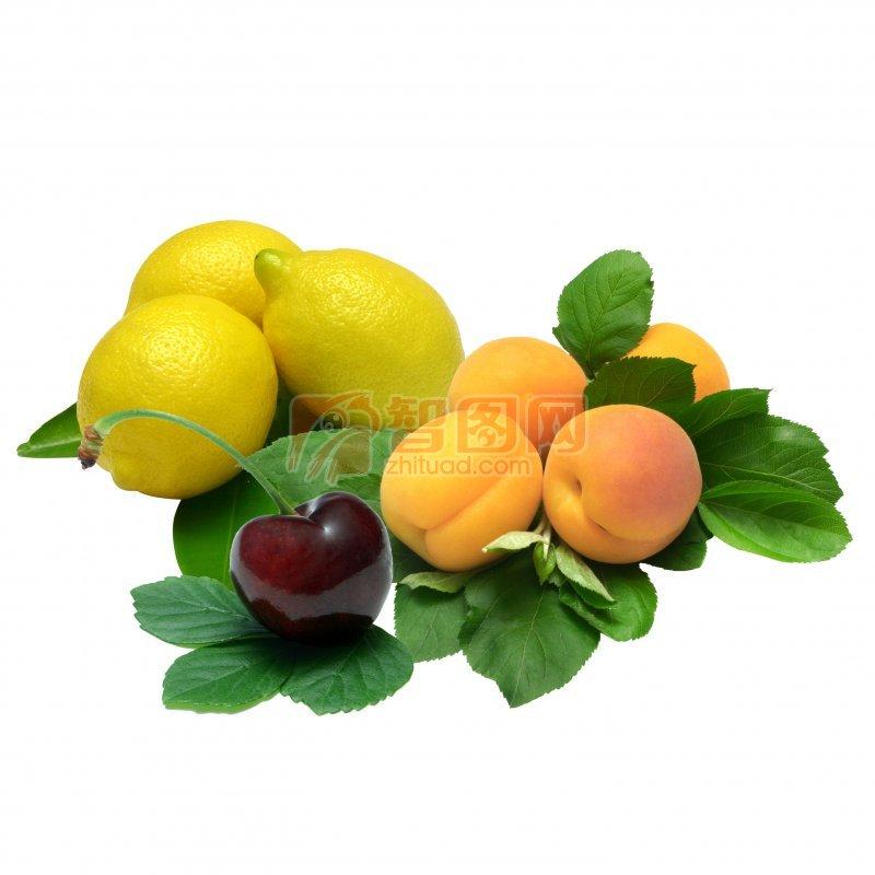 扣好的水果素材