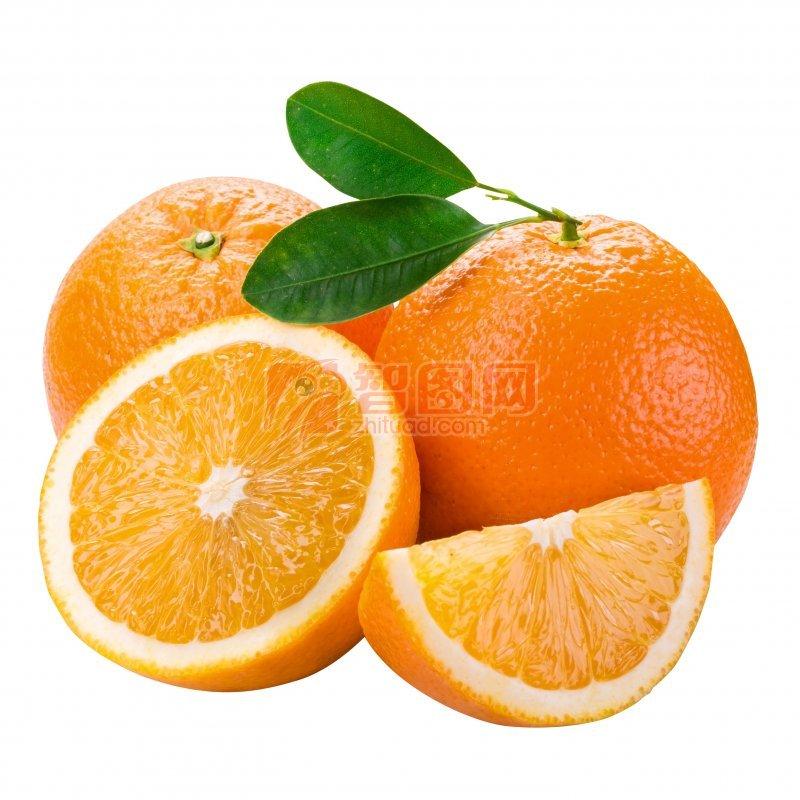 高清鲜橙素材