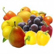 扣好的水果