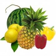 水果分层素材