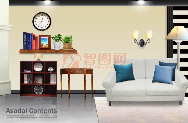 客厅室内设计