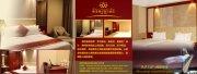 維多利亞海岸酒店畫冊設計元素