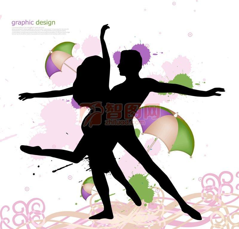 舞者人物設計