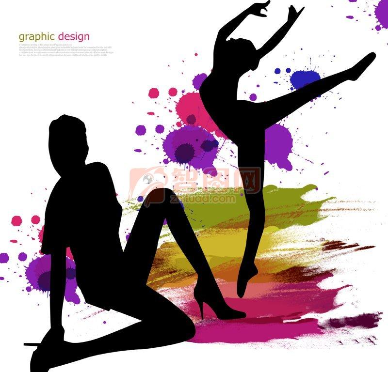 舞蹈者人物设计
