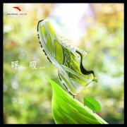 安踏運動鞋海報設計