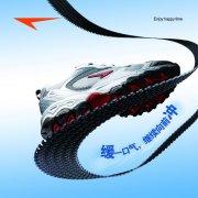 美克運動鞋海報設計