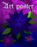 花纹 紫罗兰