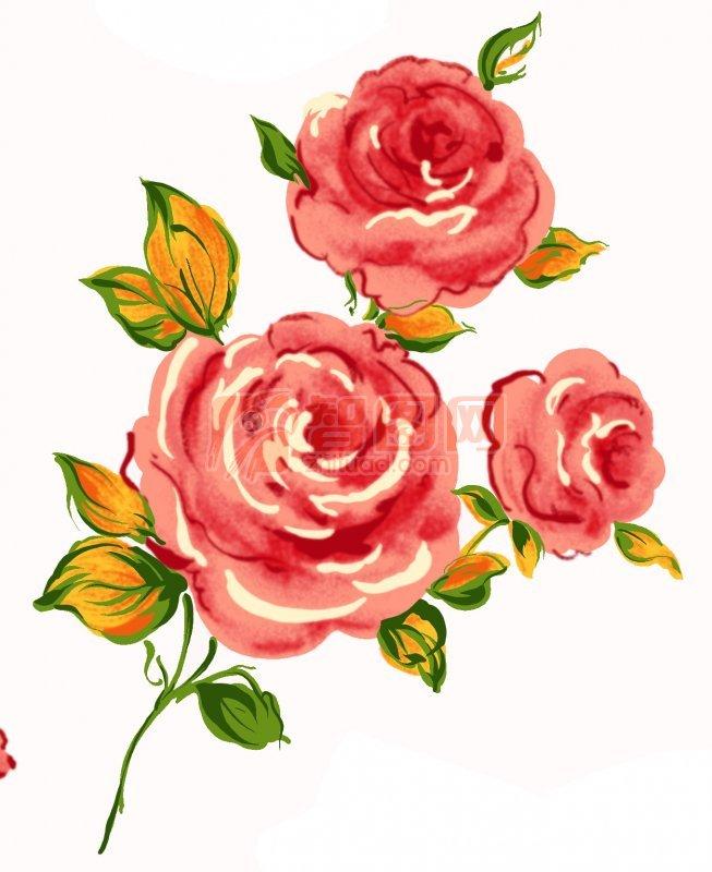 壁纸 花 设计 矢量 矢量图 素材 桌面 653_800