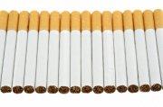 香烟排放摄影