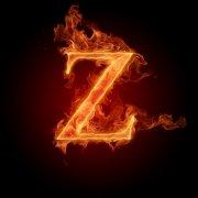 火焰英文z