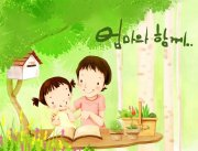韓國插畫設計