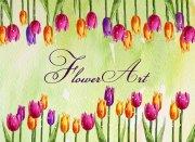 美术花卉设计