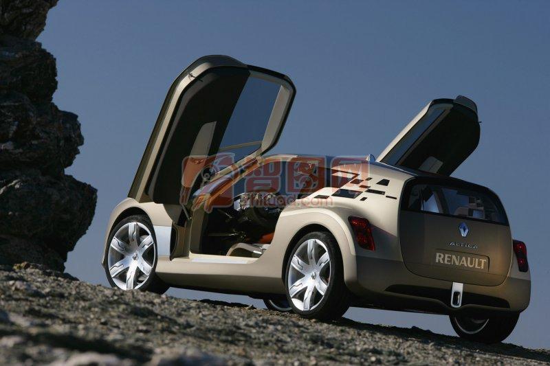 ALTICA概念車元素
