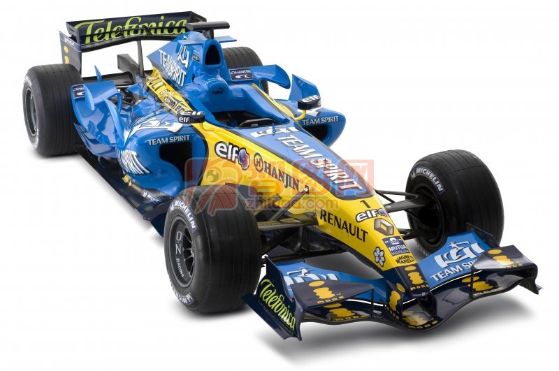 雷诺F1轿车
