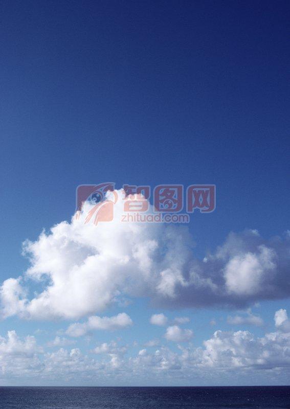 自然景观 自然风景  关键词: 说明:-天空元素 上一张图片:   浅色海面