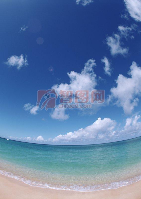 海水攝影素材