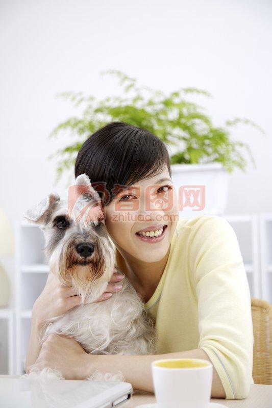 宠物狗摄影素材2
