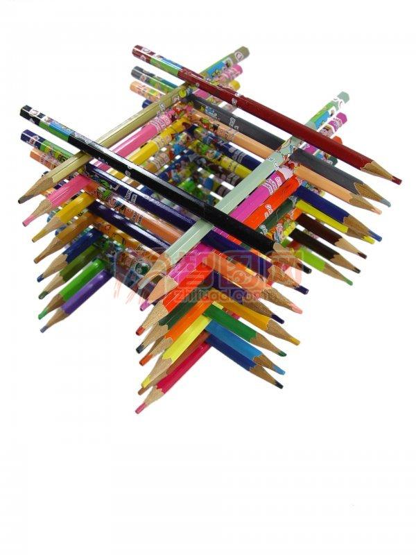 铅笔摄影素材