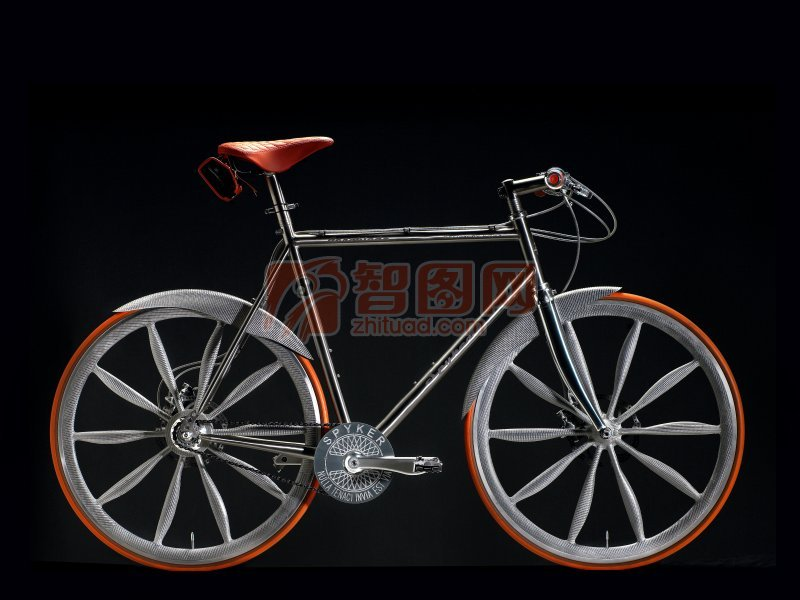 自行車素材攝影