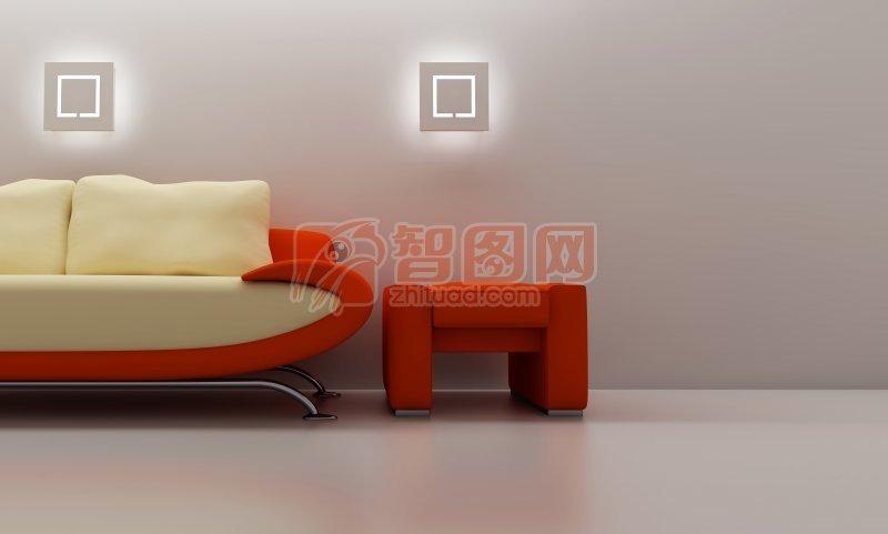 沙發元素攝影