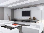 白色基調客廳元素