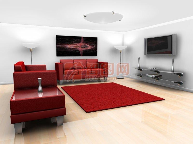 么颜色的客厅木地板合适?