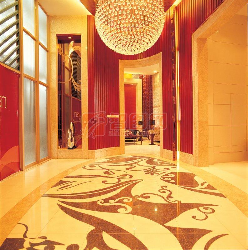 豪華客廳走廊