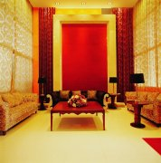 豪華客廳高清照片