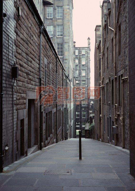城市狹長街區