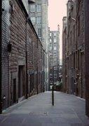 城市狭长街区