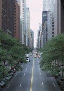 城市交通道路
