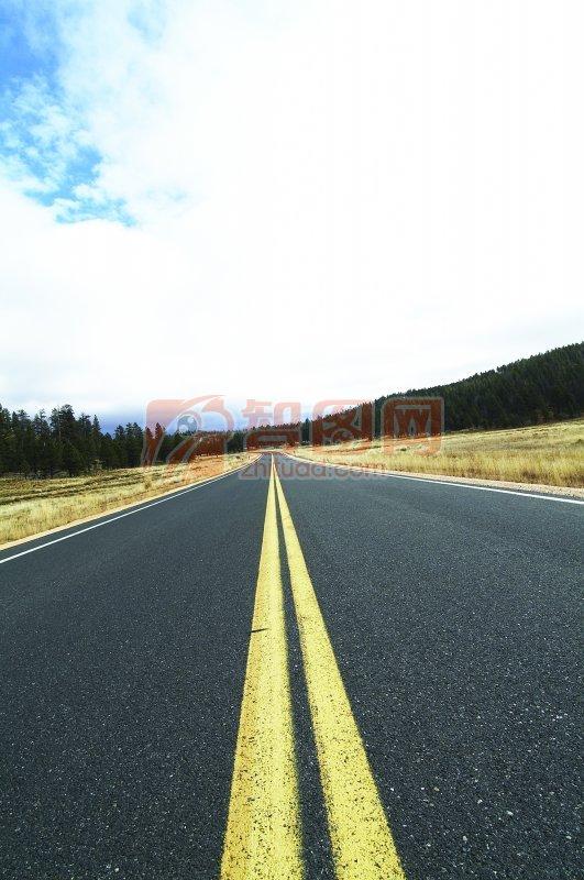 現代道路設施