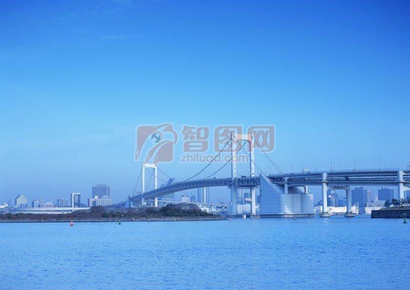 城市魅力橋梁