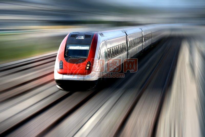 急速運行火車