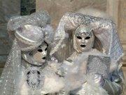 银色面具文化