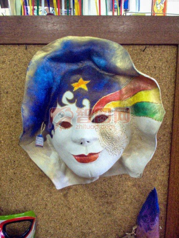 【jpg】彩色面具