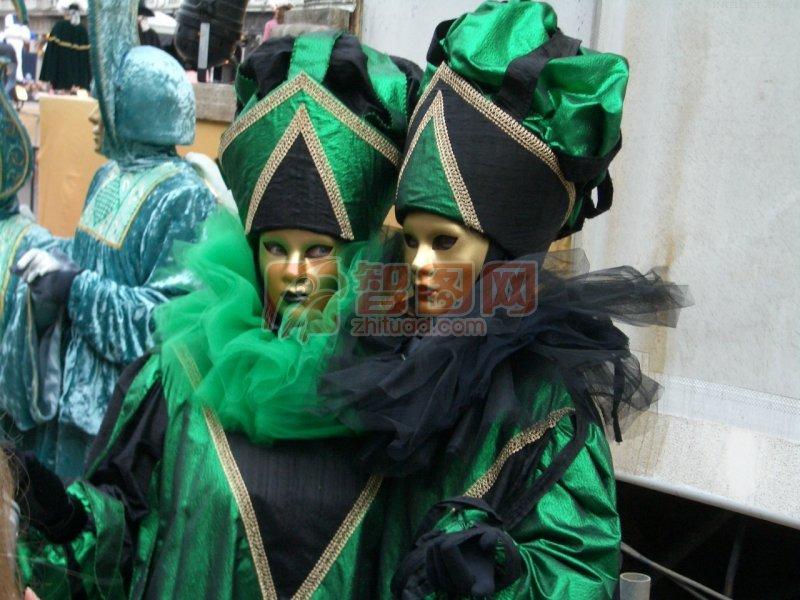 素材 面具/关键词:高清面具黄色面具绿色服饰小丑素材面具文化面具素材...